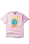 Chinatown Market X The Hundreds Crossout Adam Tee (Pink)