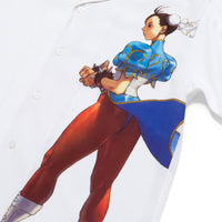 HUF X Street Fighter Chun-Li Resort Shirt