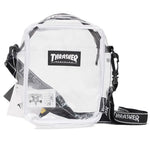 Thrasher Hometown Clear Shoulder Bag (Clear))
