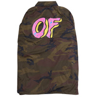 Odd Future Camo Coach Jacket