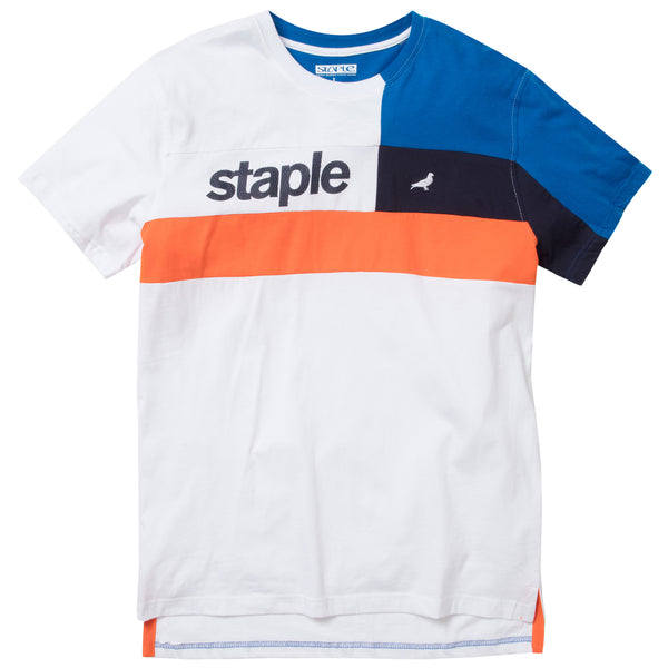 Staple Courtside logo tee