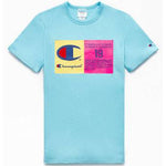 Champion Life® Pop Jock Tag Tee (Blue Horizon)