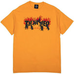 Thrasher Crows Tee (Gold)