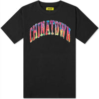 Chinatown Market Watercolor Arc Tee