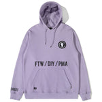 The Hundreds Dissent Hoodie (Lavender)