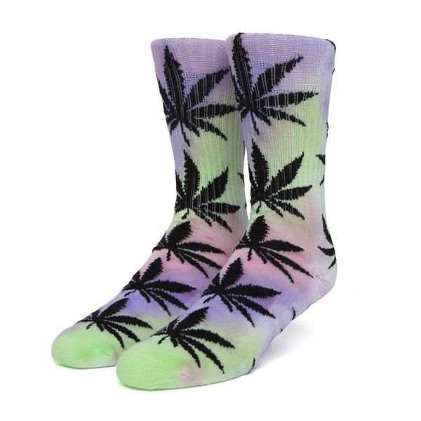 HUF Dripdye Plantlife Sock