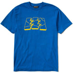 The Hundreds Fight Back Tee (Royal Blue)