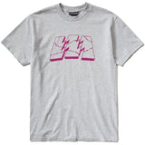The Hundreds Fight Back Tee (Athletic Heather)
