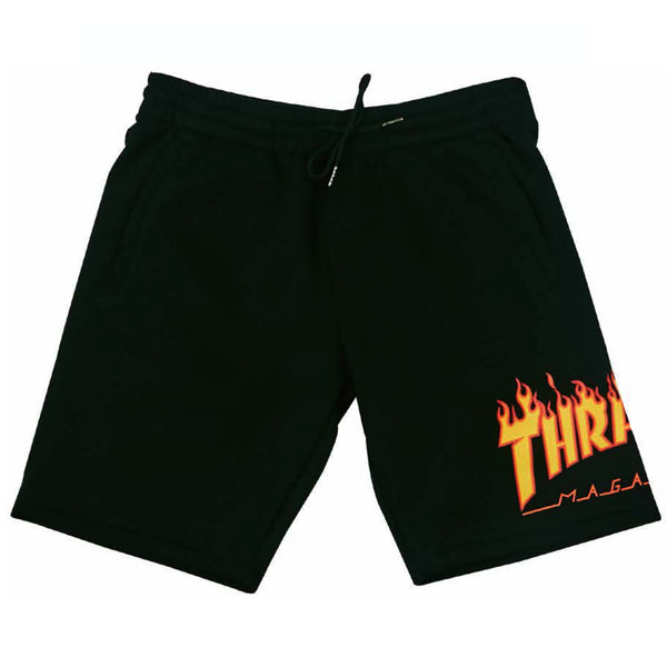 Thrasher Flame Sweatshorts