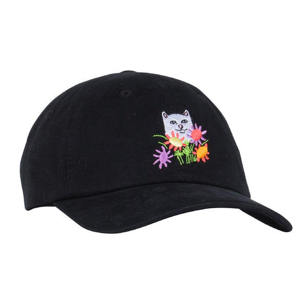RIPNDIP Nermcasso Dad Hat (Black)