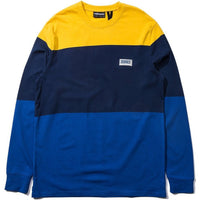 The Hundreds Foster LS Tee (Blue)