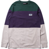 The Hundreds Foster LS Tee (Smoke)