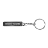 HUF Fuck It Keychain (Silver)