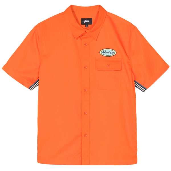 Stussy Side Taped Garage Shirt