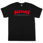 Thrasher Godzilla T-shirt (Black)