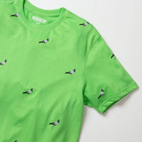 Staple Pigeon All Over Pigeon Tee (Limeade)