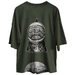 RIPNRPR Ground Control Tee (Green)