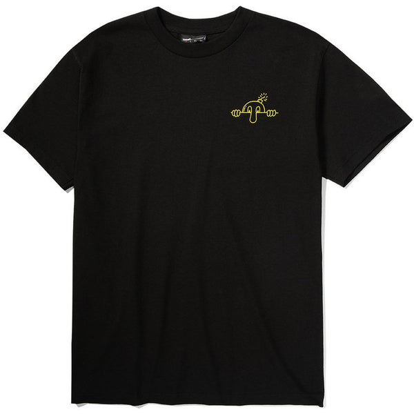 The Hundreds Here To Stay Tee (Black)