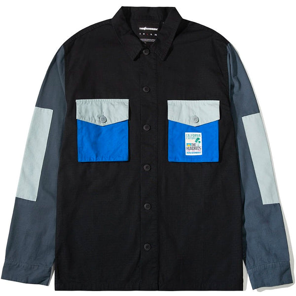 The Hundreds Highpoint Button-Up