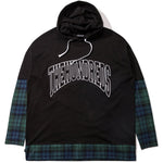 The Hundreds Ivan Hooded Shirt (Black)