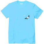 Staple Pigeon Pocket Tee (Light Blue)