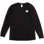 RIPNDIP Lord Nermal Pocket L/S (Black)