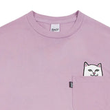 Lord Nermal Pocket L/S Tee (Lavender)