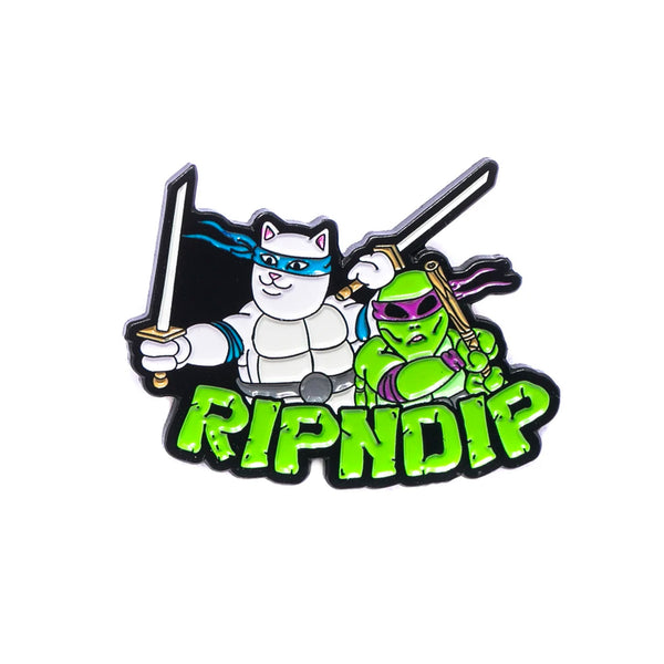 RIPNDIP Teenage Mutant Pin