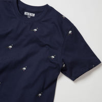 Staple Pigeon All Over Pigeon Tee (Navy)