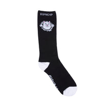 RIPNDIP Nermamaniac Socks (Black)