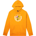 HUF Oxy PO Hoodie (Electric Orange)