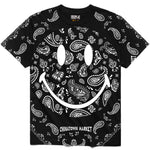 Chinatown Market Paisley Smiley Tee