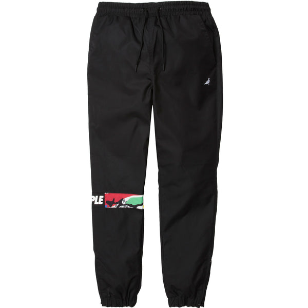 Staple Lux Camo Stripe Track Pants