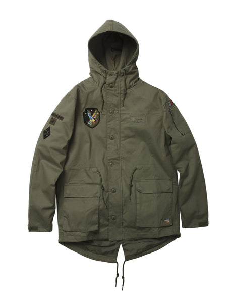 Staple Pigeon Electric Pigeon Parka