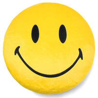 Chinatown Market Smiley Plush Pillow