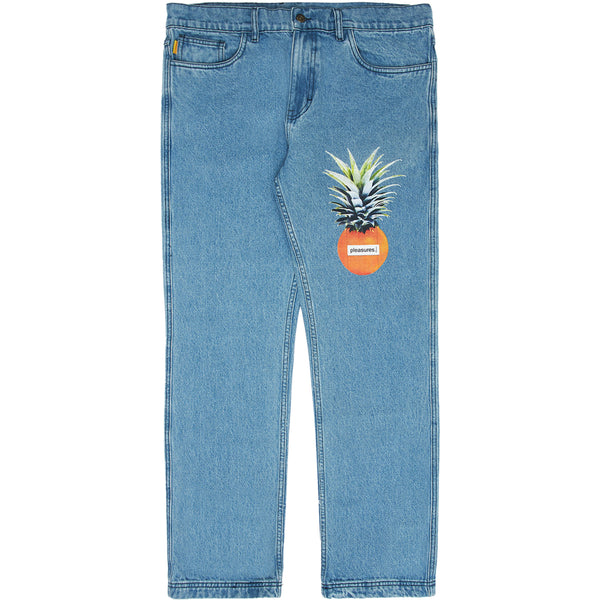 PLEASURES Juice Denim Pant