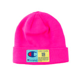 Champion Pop Jack Tag Beanie (Reef Pink)
