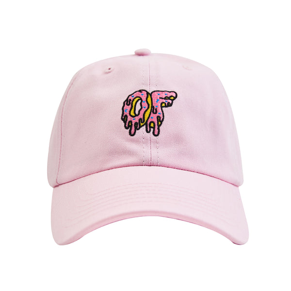 Odd Future Strap-back Dad Cap (Pink)