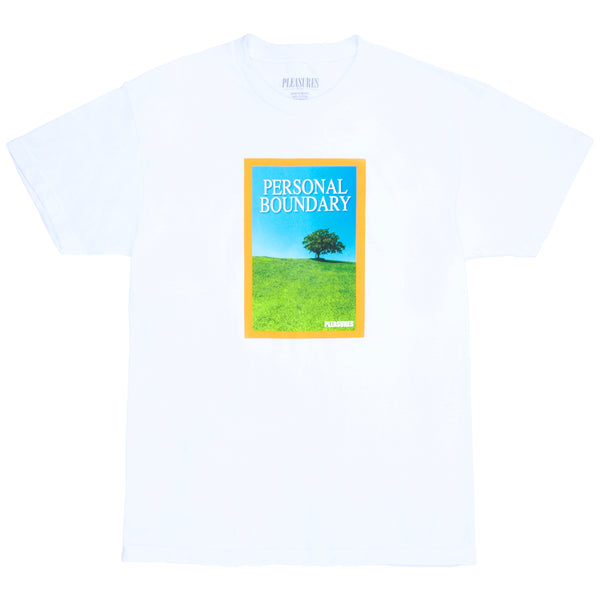 PLEASURES Boundary Tee