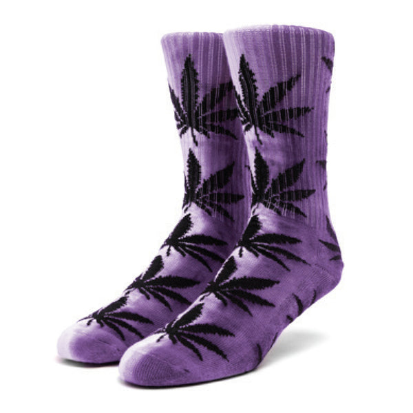 HUF Tiedye Plantlife Socks (Purple)
