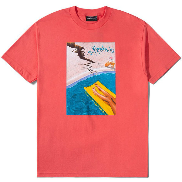 The Hundreds Quake Tee (Coral)