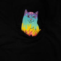 RIPNDIP Rainbow Road Pocket Tee