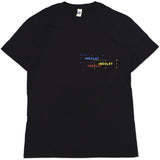 Indvlst Registration Tee - Black
