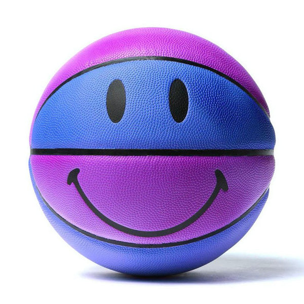 Chinatown Market UV Smiley Basketball