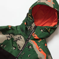 Staple Pigeon Ripstop Camo Nylon Jacket