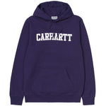 Carhartt WIP Hooded College Sweat (Royal Violet)