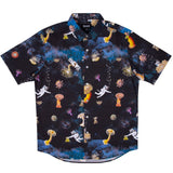 RIPNDIP Scuba Nerm Button Up (Black)