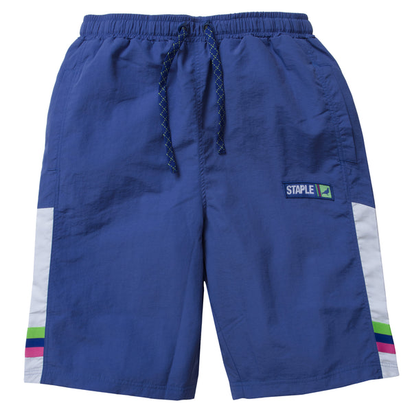 Staple Pigeon Tiebreak Nylon Shorts