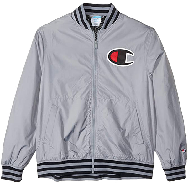 Champion LIFE Satin Baseball Jacket
