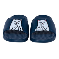 RIPNDIP Lord Nermal Slides (Navy)